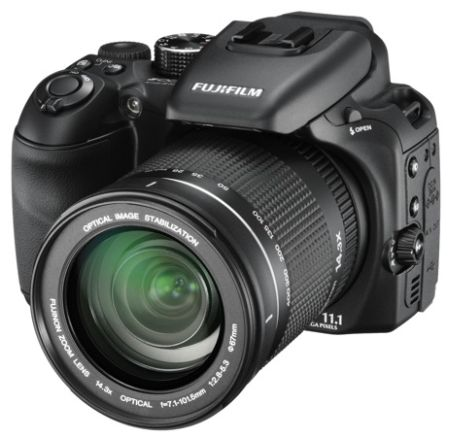 Fujifilm S100FS